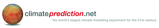 climateprediction.net home page